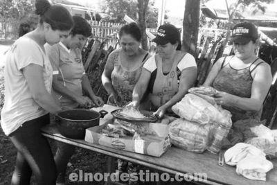 Aduanas entregó diez mil kilos de víveres a la Gobernación y Municipalidad de Concepción para ollas populares