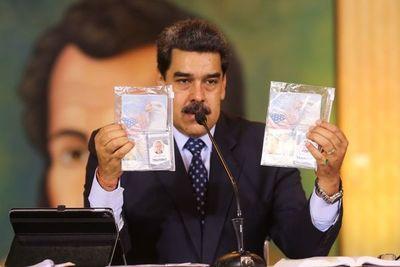 Maduro dice que estadounidenses detenidos serán juzgados por justicia venezolana