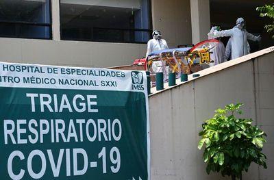 México se acerca al pico de la pandemia del Covid-19