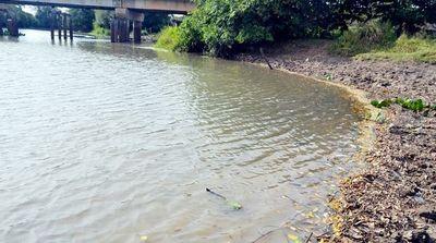 Polución del Caañabé pone en peligro al lago Ypoá