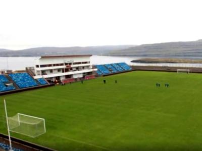 Fútbol en la isla