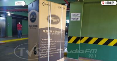 Itapúa Solidaria entregó refrigeradores a servicios de salud en Encarnación