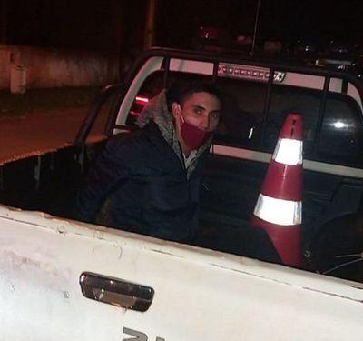 Imputan a joven que escapó de albergue en Caaguazú