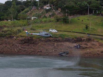 Hallan cuerpo de uno de los desaparecidos en el río Paraná
