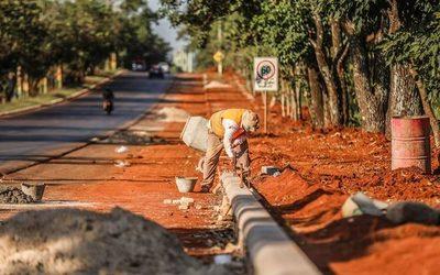 Avanzan obras de segunda etapa en Parque Independencia