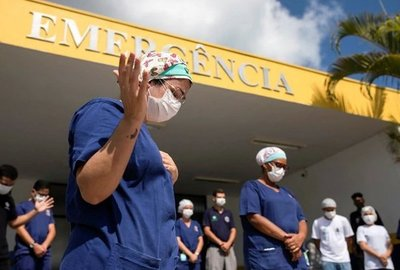 Río de Janeiro, en colapso por la pandemia