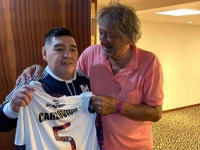 Muere Leyenda del fútbol argentino