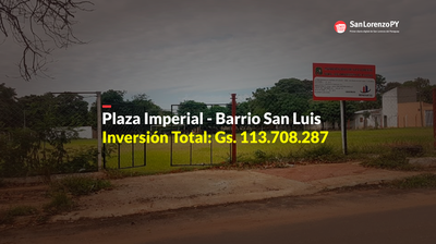 Inversión en plazas ¿o tragadas? (2)