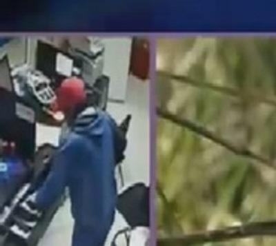 Grupo armado asalta violentamente un depósito