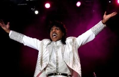 Falleció Little Richard, uno de los grandes íconos del Rock and Roll