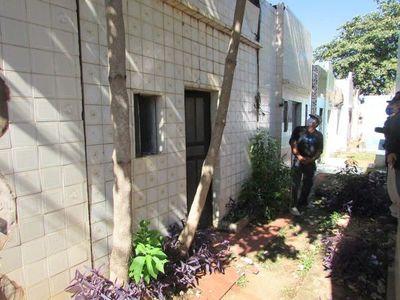 Profanan tumba en cementerio de Paraguarí