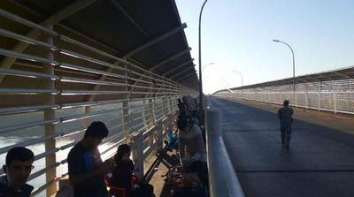 Investigan presunta explotación de menores abandonados en Puente de la Amistad