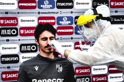 Primeros casos de coronavirus en Liga de Portugal