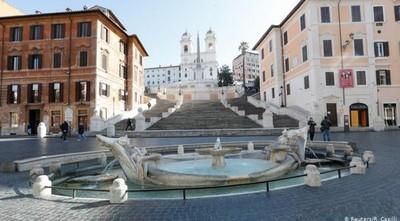 Al menos 81 millones de turistas dejan de visitar Italia a causa del COVID19