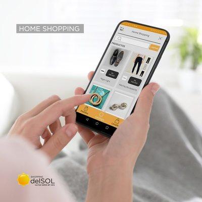 """Con """"Home shopping"""", el Sol es el primer centro comercial con e-commerce"""