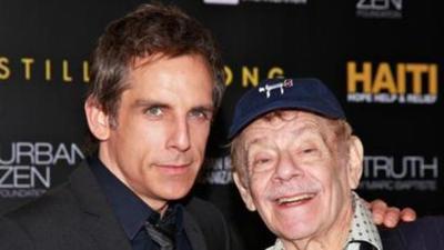 Falleció Jerry Stiller, actor y padre de Ben Stiller, a los 92 años