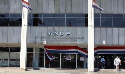 Más de 1.181.000 clientes de la ANDE recibieron exoneración por consumo de marzo