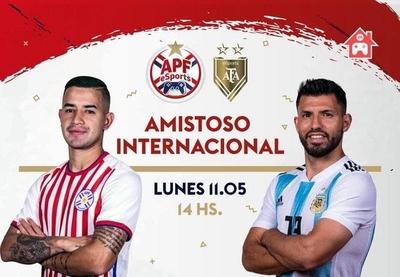 HOY / APF estrena su división eSports con amistoso internacional