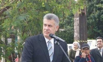 Intendente de PJC cumplirá cuarentena en Concepción