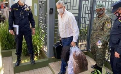 Intendente de PJC hará cuarentena en destacamento militar