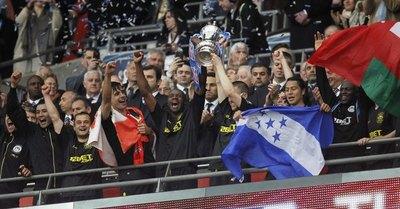 Un día como hoy, Antolín Alcaraz conquistaba la FA Cup