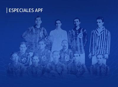 A 101 años del primer juego de la Selección Paraguaya