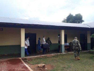 Intendente de Pedro Juan Caballero ya cumple cuarentena en destacamento militar