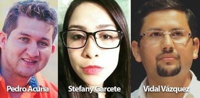 Junta Municipal recomienda a Prieto investigar a Stefy Garcete, Pedro Acuña y Vidal Vázquez