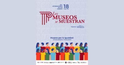 """""""Los Museos se muestran 2020"""", en edición virtual"""