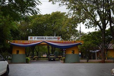 Segunda División de Caballería alberga a 28 personas en cuarentena