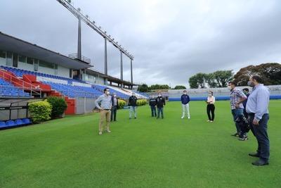 Retorno del fútbol paraguayo: Con las inspecciones de estadios, inició la Fase 0
