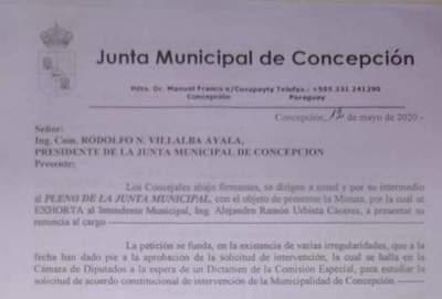 Pretendían oficializar pedido de renuncia a Tati Urbieta, pero por falta de quorum no fue posible