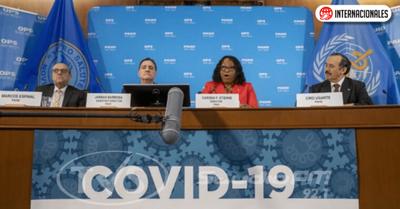 La OPS se declara «muy preocupada» por la rápida expansión del COVID-19 en América