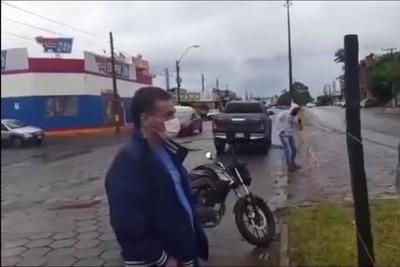 Diputado Acevedo viola cuarentena e insta a que otros hagan lo mismo que su hermano