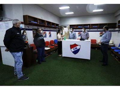 APF inspeccionó  dos estadios de cara  al retorno del fútbol