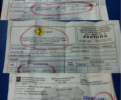 En Minga Guazú renovar un registro cuesta Gs. 154.900