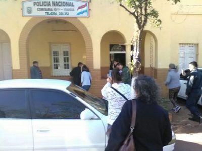 Hallan cadáver de un hombre bajo un alcantarillado en Itauguá
