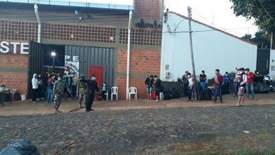 Catorce agentes del  GEO en cuarentena – Diario TNPRESS