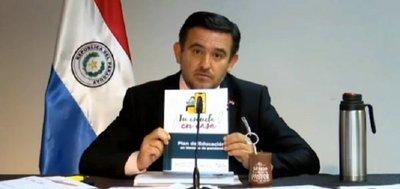 VIVO: Interpelan a Eduardo Petta