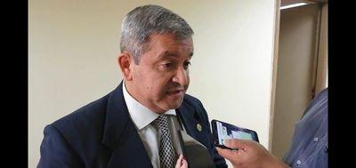 Esposo de ex senadora se presentó ante juez