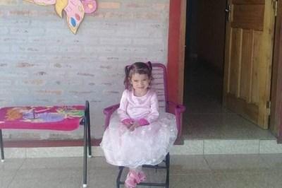 Misiones; pensión graciable para la pequeña Antonela Luján