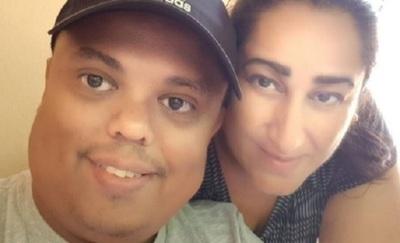 Así felicitó Mortero Bala a su esposa en el Día de la Enfermera