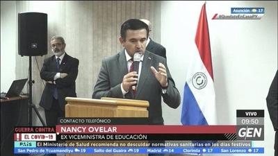 HOY / Ex Viceministra de Educación, Nancy Ovelar, sobre la interpelación a Eduardo Petta