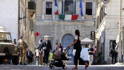 Italia registra un repunte de muertos por coronavirus con 262 el último día