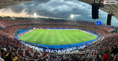 Ningún estadio paraguayo postula para finales de los próximos tres años