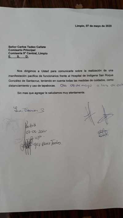 Denuncian acoso laboral y discriminación hacia pacientes en Hospital Indígena