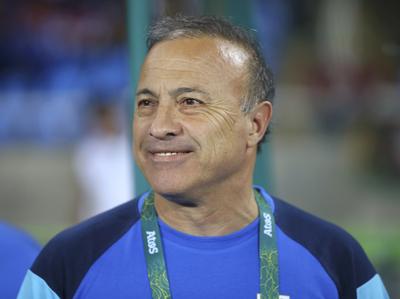 """""""El fútbol paraguayo saca muy buenos jugadores"""", dice el Vasco"""