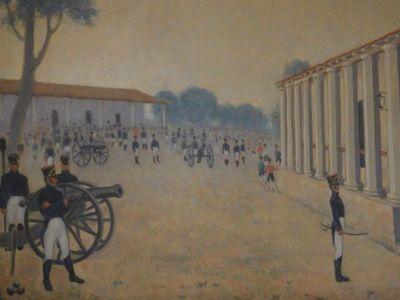 Por qué un historiador dice que un reclamo de sueldos dio pie a la independencia