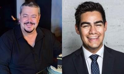 """""""Como dos gotas de agua"""", compararon a Friedmann y Santiago González"""