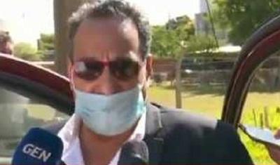 Juez concede arresto domiciliario a Hugo Javier